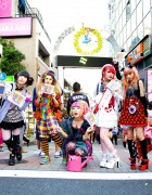 Harajuku Halloween Party by Pop N Cute Coming Oct 21, 2012