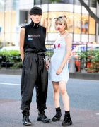 Young Japanese Designers in Harajuku w/ Billion Japan, Rick Owens & Unknown_Section