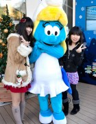 Harajuku Christmas Pictures 2011 – Takeshita Dori, Cat Street, LaForet & More!