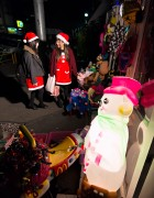 Harajuku Christmas Pictures 2012 – Cat Street & Meiji Dori