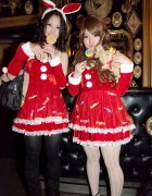 Harajuku Kids Christmas Masquerade Party at Trump Room – Pictures