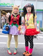 Harajuku Decora w/ Tulle Skirts, Precure, Super Lovers & Sex Pot Revenge