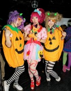 "Harajuku Fashion Walk ""FUNtasy Halloween Night"" Party Pictures"
