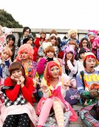 Harajuku Fashion Walk #7 – Pictures of Colorful Japanese Street Fashion on Parade