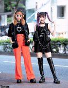 Trendy Japanese Streetwear Styles w/ Never Mind The XU, MYOB NYC, Hellgarden bkk, Another Youth & Demonia