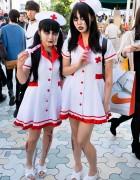 Harajuku Halloween Costume Street Snaps 2013
