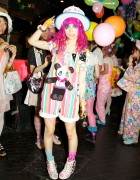Harajuku Summer Fashion Snaps at Pop N Cute #3 – 50+ Pictures!