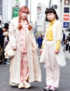 Vintage Harajuku Street Styles w/ Priere, Funktique & Tokyo Bopper