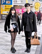 Harajuku Street Styles w/ Joyrich, Lulu Guinness, Andersson Bell, Gentle Monster & Chuu x Esther Kim
