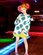 Candy Pop Fashion Snaps w/ Kurebayashi, Juria, Amihamu, Minori, Kaoru & More