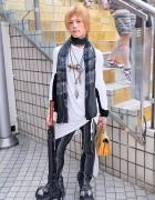 Kenny Creation of Tokyo Steampunk Society in Shibuya