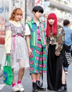 Kinji Harajuku Girls & Harajuku Boy in Resale Fashion, Jeremy Scott, EXPERTSDISAGREE & Dr. Martens
