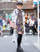 Harajuku Street Fashion w/ Kobinai, Never Mind the XU, Glad News & Demonia
