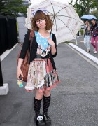 Kyary Pamyu Pamyu Fan Street Snaps at Shibuya AX