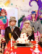 """Table of Dreams"" Christmas Exhibition Featuring Kyary Pamyu Pamyu – Pictures & Video"