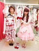 "Maison de Julietta ""Harajuku Lolita Experience"" at Laforet Harajuku"