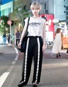 Harajuku Streetwear Style w/ MISBHV, MYOB NYC, Monomania & Tokyo Bopper