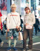 Street Style Looks in Harajuku w/ Vans, Y-3, RASPBERRYPIE, Flamingo, Neon Moon & Faith Tokyo