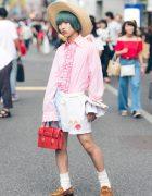 Harajuku Street Style w/ Jean Paul Gaultier, BerBerJin, Kuro Benz, Gucci & Vaquera