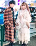 Japanese Vintage Fashion Street Styles in Harajuku w/ Priere, Gunifuni, Qosmos, Business As Usual, LAD Musician, Kinji, Meno & Sugar Me