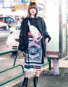 Harajuku Womens Streetwear w/ MYOB NYC, More Than Dope, Vivienne Westwood, Kinji & YRU