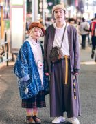 Vintage & Handmade Harajuku Street Fashion, Onitsuka Tiger & Dr. Martens