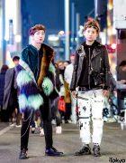 Japanese Fur & Punk Streetwear w/ Dr. Martens, Dog Harajuku, Rauco House, Eclasion, Prega & Never Mind the XU