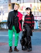 Harajuku Streetwear Styles w/ Dog Harajuku, Comme des Garcons, Fresh Anti Youth, Last Virgin & New York Joe