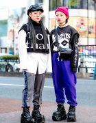 Japanese Teen Streetwear Styles w/ More Than Dope, Never Mind the XU, Demonia, West Coast Choppers & Faith Tokyo