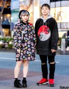 Harajuku Street Styles w/ Candy Stripper, Syrup, Tokyo Bopper & Nike