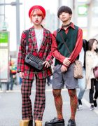Japanese Streetwear w/ Vintage Fashion, Gallerie, Vivienne Westwood, Gucci, Yosuke & Never Mind the XU