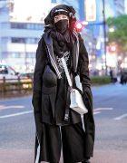 Avant-Garde Japanese Streetwear w/ Dog Harajuku, Adidas, LAD Musician, Yohji Y's, Sulvam, Shareef, Dolls Kill & Prega