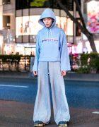 Tokyo Streetwear Style w/ Avalone, Dairiku & New Rock