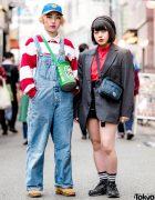 Harajuku Streetwear Looks w/ Funktique Tokyo, Pinnap, Lee, Timberland & Nike