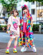 Kawaii Harajuku Street Styles w/ ACDC Rag, Listen Flavor, Super Lovers, LEGO, YRU & Yosuke