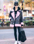 Harajuku Street Style w/