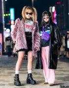 Harajuku Girl Street Styles w/ Drug Honey, (Me), Prada, Dolls Kill, Open The Door, Kappa, Nadia & Vintage Fashion