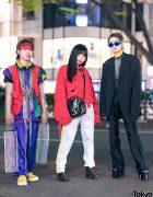 Japanese Streetwear w/ Remake Metal Sleeves, Paper Clips Necklace, Focus, Eytys, Codona De Moda, Warp, Never Mind the XU & Mom I Love Fashion Platforms