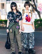Harajuku Streetwear Styles w/ Nirvana