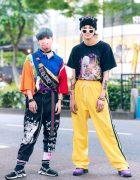Tokyo Streetwear in Harajuku w/ Lil Peep, Raf Simons, Cote Mer, Un Old Joke Track Pants & Dr. Martens x New Order