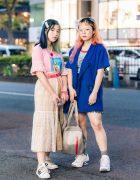 Tokyo Streetwear Styles w/ Shury, Funktique, Prada, Z-CoiL, Faith Tokyo, Pio, Adidas, 6%DOKIDOKI & Vintage Fashion