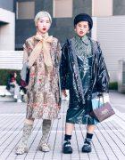 Vintage Street Styles w/ Tokyo Bopper, Lily Brown, Acne Studios & Gucci