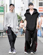 Harajuku Street Styles w/ Vetements, Never Mind The XU & Banal Chic Bizarre
