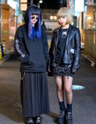 Dark Harajuku Styles w/ Never Mind the XU, Demonia, Glad News & UNIF
