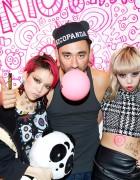 Nicopanda Harajuku Popup Shop with Nicola Formichetti, Hirari & Juria