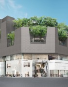 Omotesando Project – New Development Featuring Tommy Hilfiger To Replace Old Gap Harajuku
