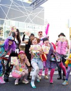 """Summer-themed Harajuku Party """"Pop N Cute"""" Coming August 11, 2012"""