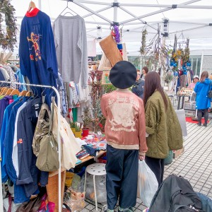 "Tokyo's New Vintage Fashion Flea Market – ""Raw Tokyo"""