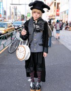 Rabbit Ears, Rocking Horse Shoes & Baby The Stars Shine Bright in Harajuku