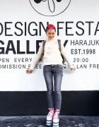 S.Kaoru Fashion Exhibition in Harajuku